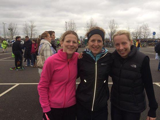 Reading Half Marathon March 2014
