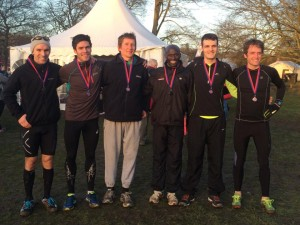 Mens XC South Team