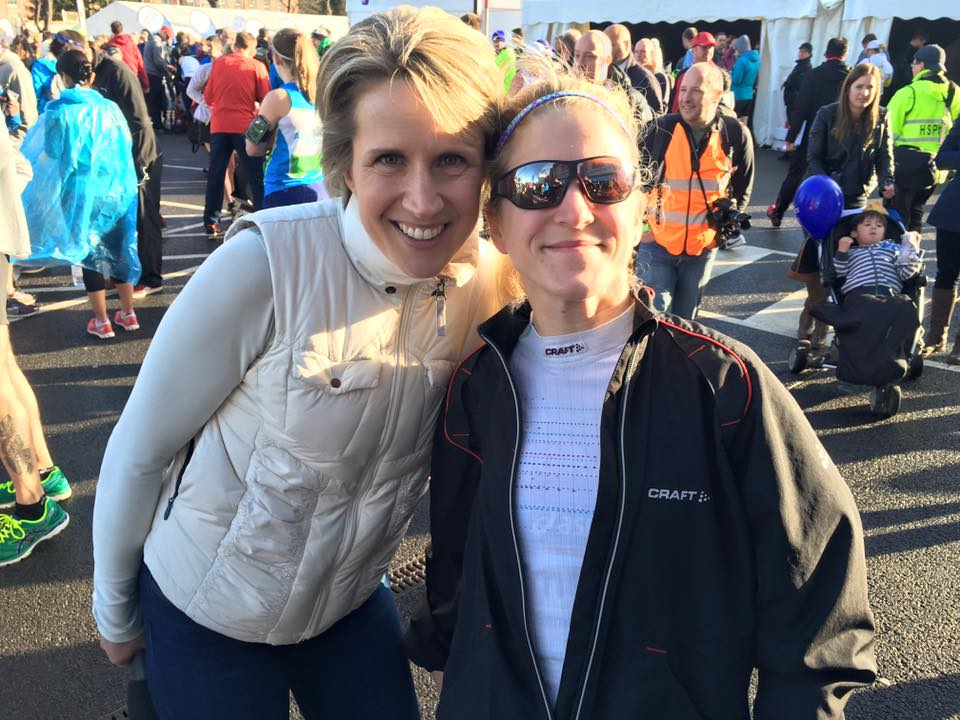 Katharine Merry Manchester marathon