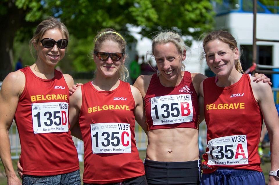 Masters Relay Photo May 2016