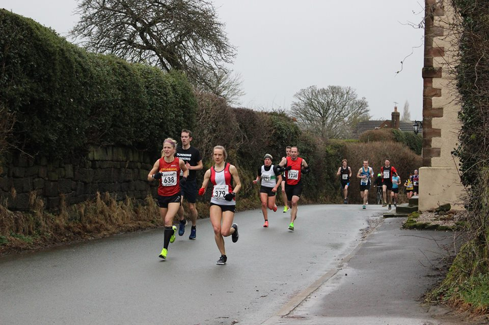 Helsby Half 1 mile in
